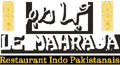 logo restaurant Le Mahraja